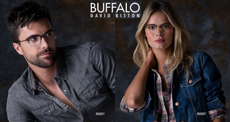 Buffalo by David Britton Eyewear