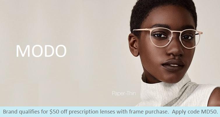 Modo Eyeglasses & Sunglasses