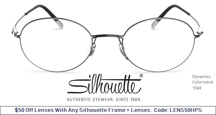 Silhouette Full Rim Eyeglasses