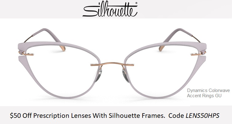 Silhouette Rimless Frames