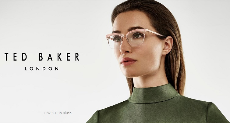 Ted Baker Eyeglasses and Sunglasses