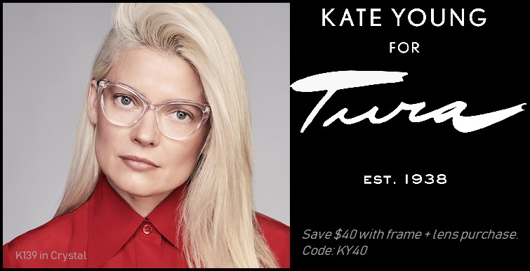 Kate Young Eyeglasses and Sunglasses