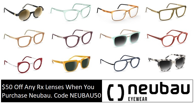 Neubau Eyeglasses & Sunglasses