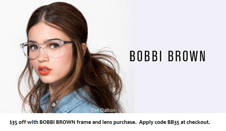 BOBBI BROWN Eyeglasses & Sunglasses