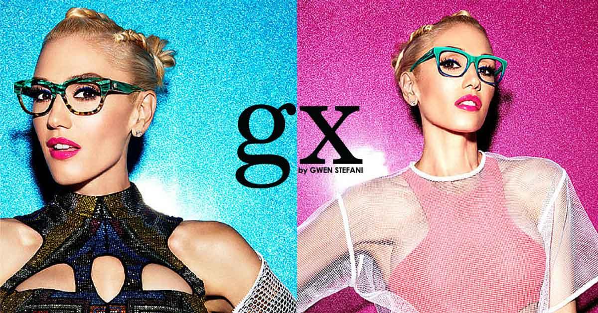Gwen Stefani Eyeglasses