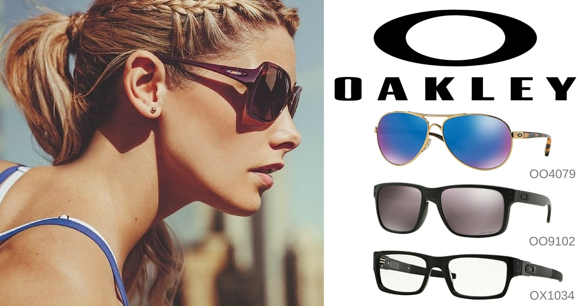 Oakley Eyeglasses & Sunglasses