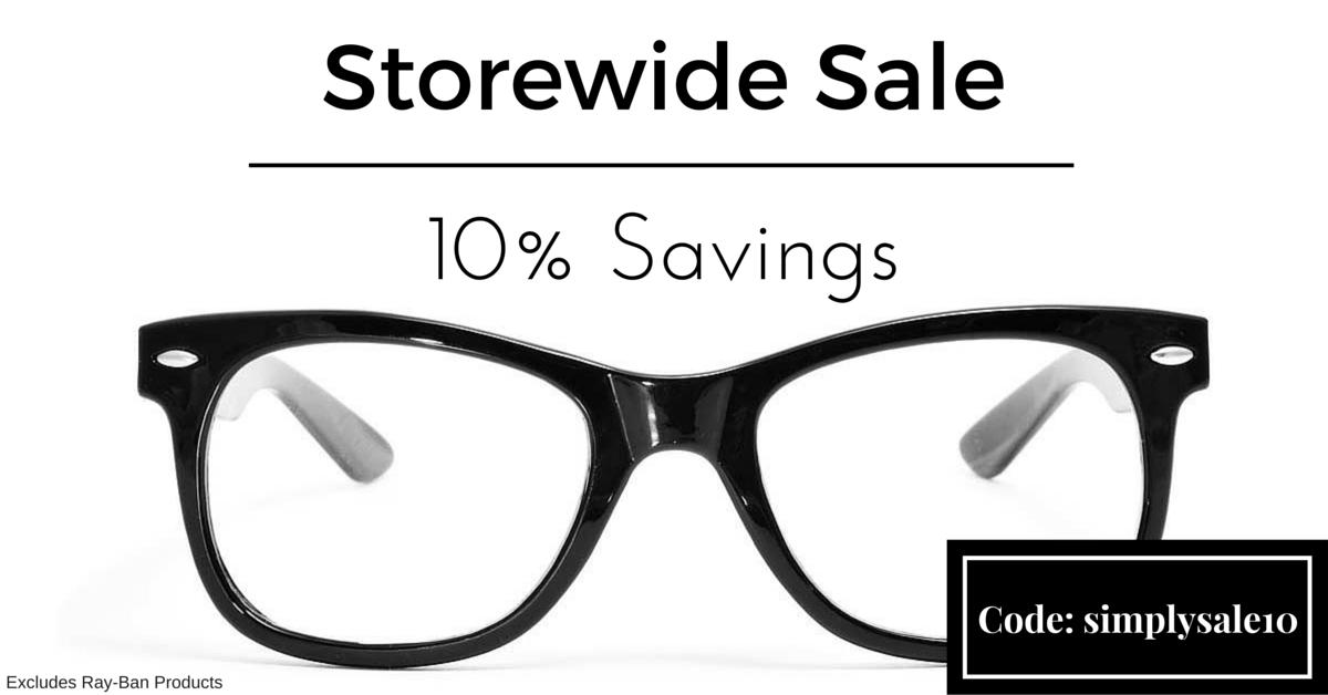 Save 10% Storewide
