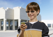 Transition Lenses - Children and Teenagers