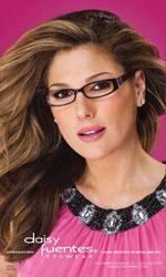 Daisy Fuentes Eyewear Frames