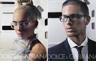 DOLCE & GABBANA Frames