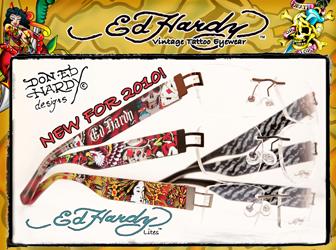 Ed Hardy Lites Eyeglasses Frames : Ed Hardy Lites Eyeglasses and other Ed Hardy Lites Eyewear ...