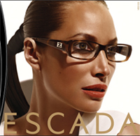Escada Eyeglasses and other Escada Eyewear by Simply ...