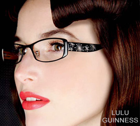 Lulu Guinness Eyeglasses