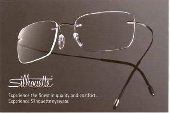 Eyeglass Frames And Lenses : Silhouette Frames and Silhouette Eyeglasses by Simply ...
