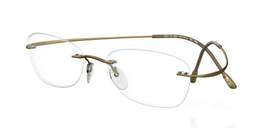Silhouette Rimless TMA Must 7799